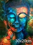 Diamond painting Buddha