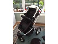Mothercare my Choice my3 Pushchair /Pram combination