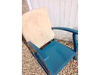 Vintage Wooden Rocking Chair / Nursing chair