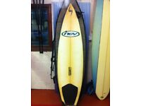 "NEV Surfboard 6' 2"" with bag"