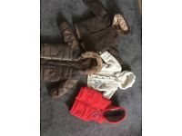 Boys winter coats bundle 18 months