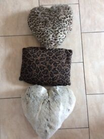 Next and marks and Spencer's cushions £10 for the lot