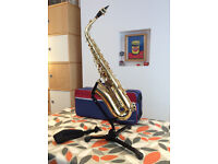 Alto Saxophone - John Packer