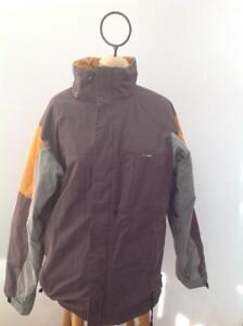 Mens Columbia Convert Winter Jacket (Pre-owned F4GX56)