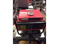 240 v and 12 volt generator