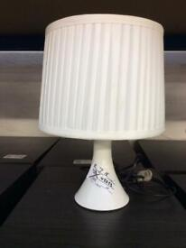 Table touch lamp (#45253) £7