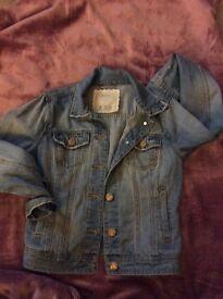 Ladies Denim jacket, size 10