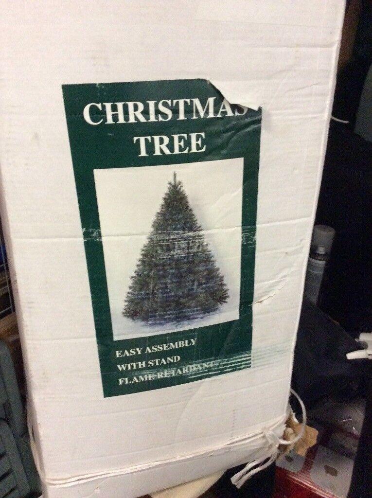 Christmas Tree, Lights, Decorations