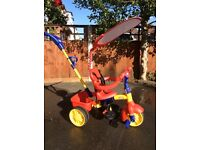 Little Tikes 4 in 1 Smart Trike