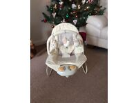 Mamas and papas bouncing baby chair