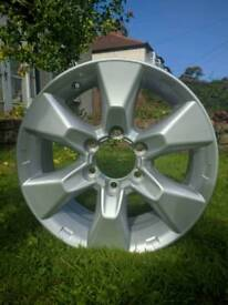 TOYOTA land cruiser alloy wheel