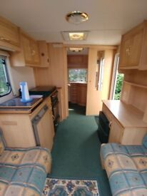 Abbey Expression 470, 2 berth with awning, immaculate condition