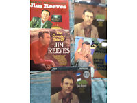 A Collection of 9 jim reeves lps