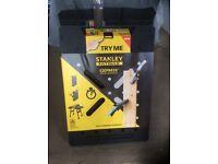 Stanley fatmax folding workbench £60