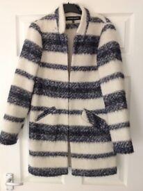Wool women's coat