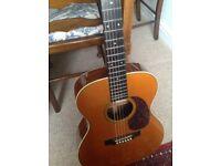 Martin 000-28 EC (Eric Clapton Signature Model) Acoustic Guitar