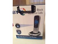 BT nuisance blocker phone BT2200