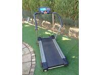 Electric Treadmill, Carl Lewis