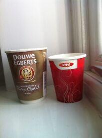 **** Coffee Cups ****