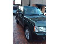 Land Rover Range Rover 3.6 TD V8 Vogue 5dr, 85,000 miles, 4 new tyres, new discs and pads