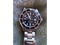 1980 Rolex Submariner Men's Watch