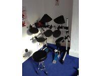 YAMAHA DTXPLORER drum trigger module Electronic drum kit