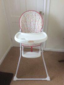 High chair (Cosatto)