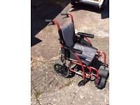 Karma wheelchair lightweight