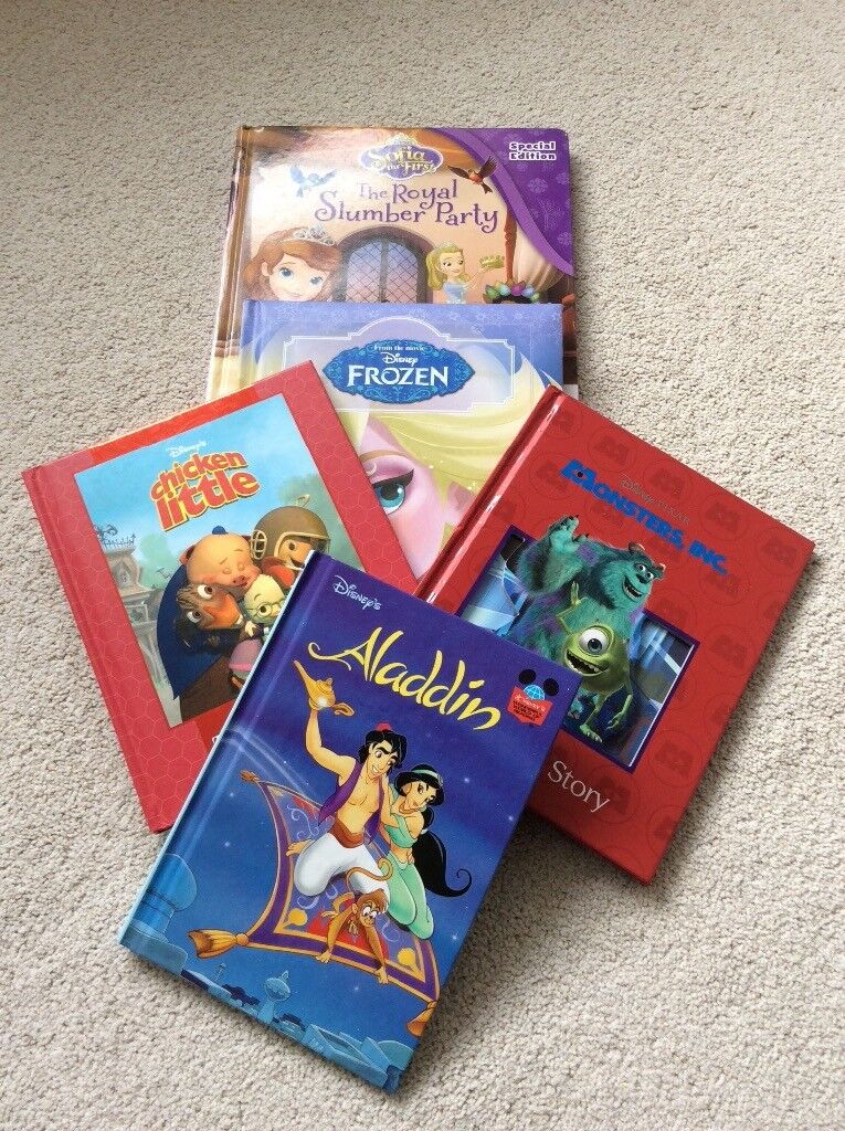 Children's Disney Book Bundle
