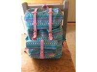Smiggle buckle up backpack