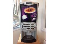 Vision Coffee Machine professional.