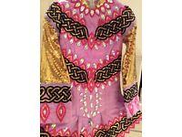 Stunning Irish dancing dress by Elevation Design