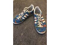 Women's Adidas Gazelles size 5 & a half great condition, can post