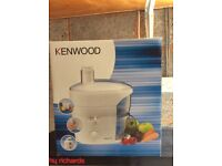 *New* in box - Kenwood Juicer