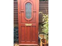 Harwood door