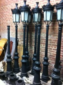 Antique Street Light Ebay