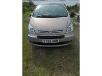 Citroen Picasso-1.6 Diesel-Mot May-2018.