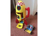 Peppa Pig Space Rocket & Buggy