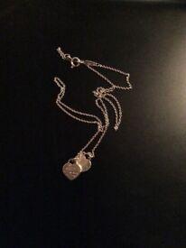 Tiffany & Co Necklace GENUINE