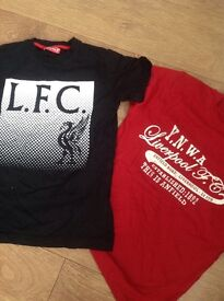 LIVERPOOL FC T-SHIRTS FOR SALE