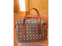 FOSSIL HANDBAG WITH DUST COVER £40