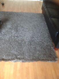 Large grey rug for sale