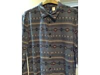 Mens tribal shirt from H&M
