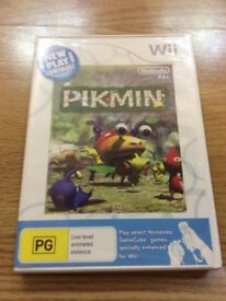 Pikmin Wii game