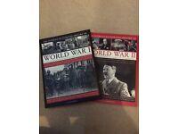 World War I and World War II books