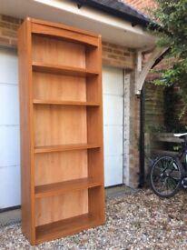 Tall, handsome bookcase. Gautier Cap Horn range. Collection. Height 21cm, depth 33cm, width 84cm