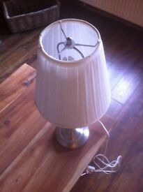Ikea table lamps x2
