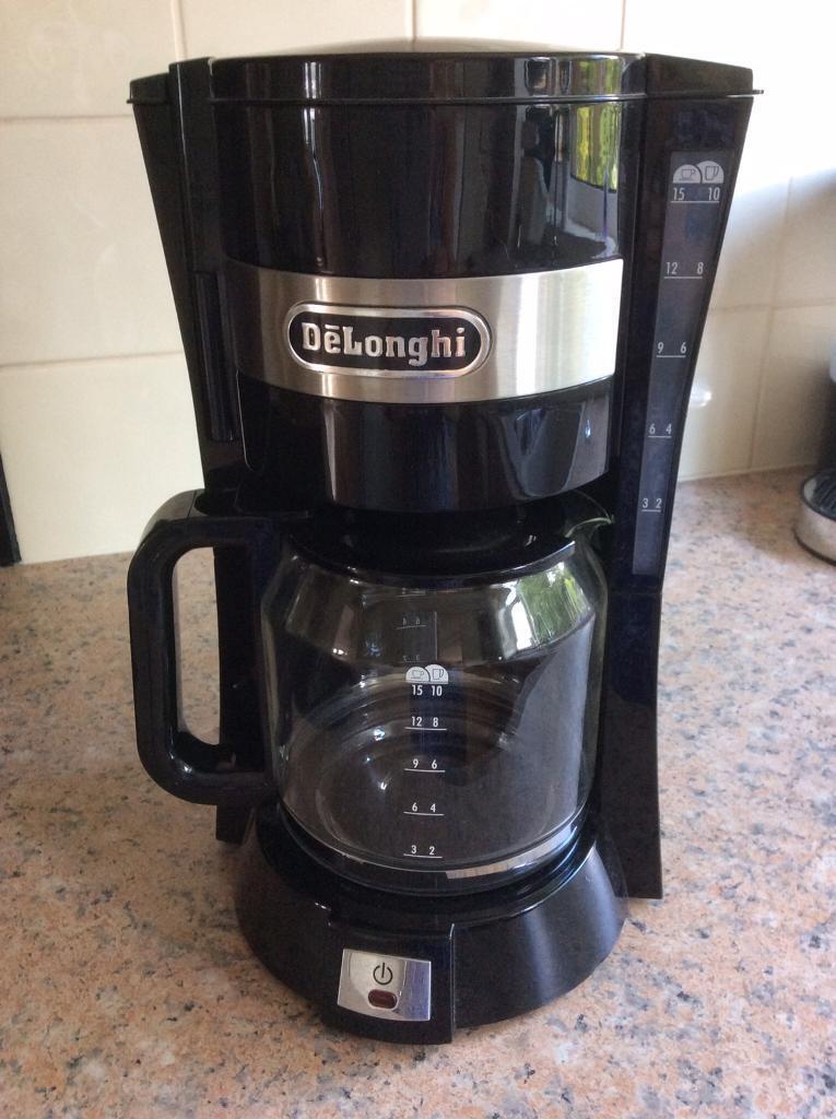 Delinghi coffee machine