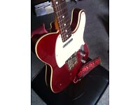 Fender MIJ Japan 1985 Tele 62 reissue Swap Trade For Stratocaster