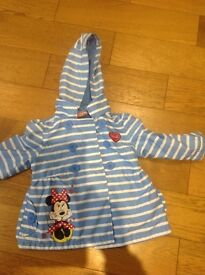 Girls minne mouse coat for sale